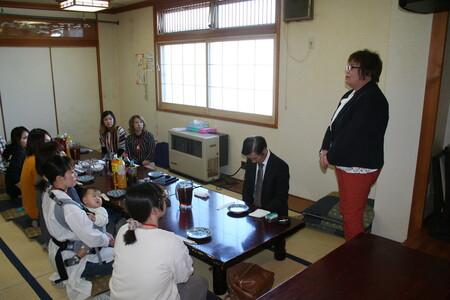 2杉山女性部長の挨拶.JPG